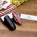 Нож складной, мультитул Victorinox Rambler (58мм, 10 функций), красный 0.6363, фото 9