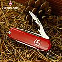 Нож складной, мультитул Victorinox Rambler (58мм, 10 функций), красный 0.6363, фото 10