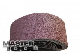 MasterTool  Лента шлифовальная зерно  80 76*533 мм 10 шт, Арт.: 08-2408