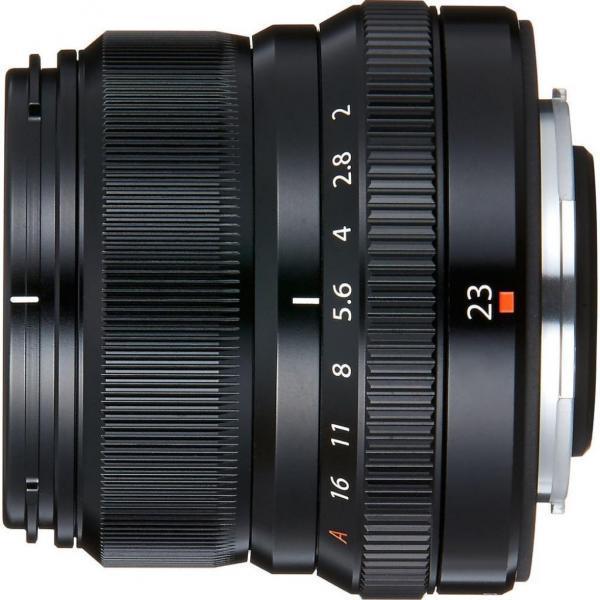 Стандартный объектив Fujifilm XF 23mm f/2,0 R WR
