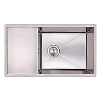 Кухонная мойка стальная прямоугольная Imperial 78х44см D7844 IMPD7844H12   (56266)