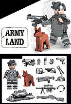 """Swat """"Черный Ястреб""""  Конструктор военный BrickArms, фото 2"""