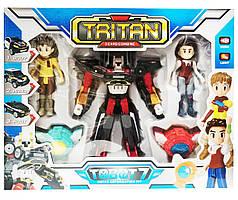 Игрушка Тобот робот-трансформер Тритан