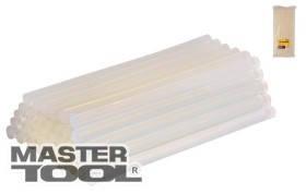 MasterTool  Стержни клеевые 7,2*200 мм, 1 кг, прозрачные (пакет), Арт.: 42-0162