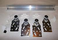 Комплект системы Новатор 288 2 м 30 кг 2-двери