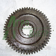 Шестерня привода ВОМ ЮМЗ-80 75-1604088 Е  Z =57/40