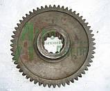 Шестерня привода ВОМ ЮМЗ-80 75-1604088 Е  Z =57/40 , фото 2
