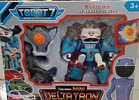 Робот - трансформер Тобот мини Дельтатрон