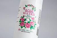 Розовая вода гидролат (Rosa damascena) 100 мл из Болгарии с кнопочным распылителем