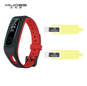 2шт Пленка Mijobs для Huawei HONOR Band 4 Running