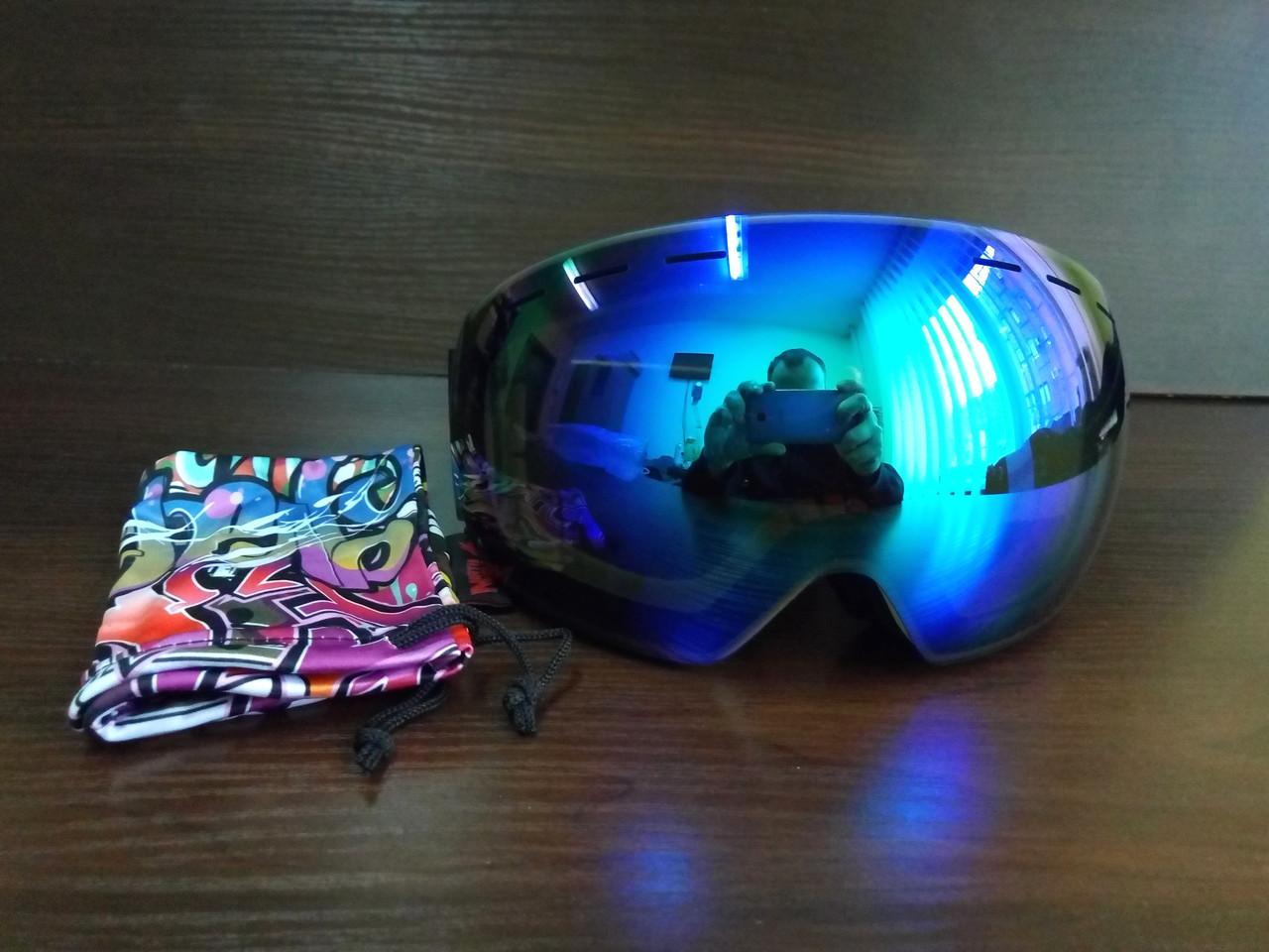 Гірськолижні окуляри L7