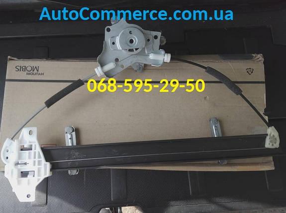 Стеклоподъемник двери левый электрический Hyundai HD 65/72/78 (81503-5H012), фото 2
