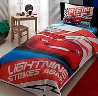 Постельное белье Тас Дисней Cars Lightning пике подростковое