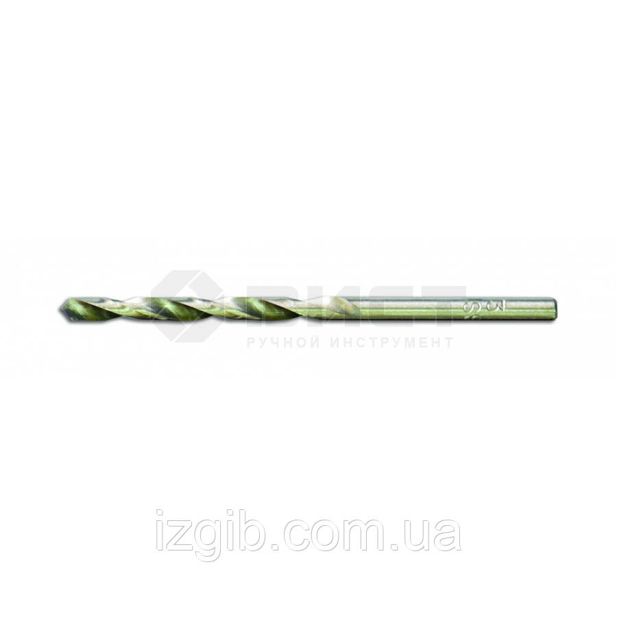 Сверло по металлу HSS белое 4 мм