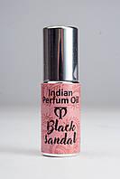 Натуральные масляные духи Черный сандал (Black sandal) 5 мл Индия