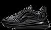 Мужские кроссовки Nike Air Max 720 Black Черные, фото 3