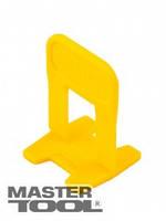 MasterTool  Основание MINI система выравнивания плитки 300 шт, Арт.: 81-0502