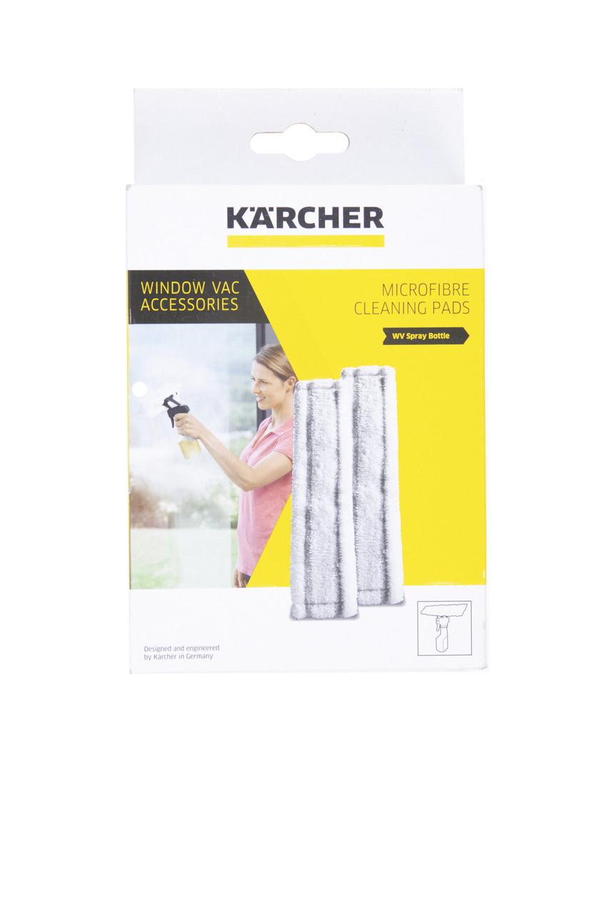 Насадка на распылитель для мытья стекл KARCHER 2 шт