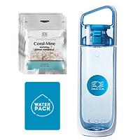 Начни с воды, набор (голубая бутылка) КоралКлаб