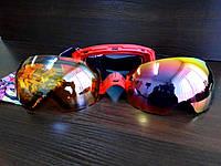 Гірськолижна маска (окуляри) North Wolf, фото 1