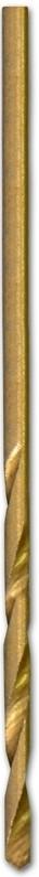 Сверло по металлу HSS с титановым покрытием 1,5 мм