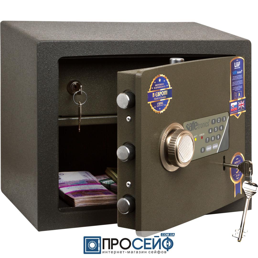Взломостойкий сейф Safetronics NTR 22E-Ms