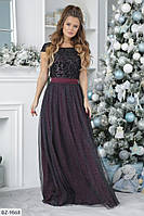 Платье женское вечернее Селена