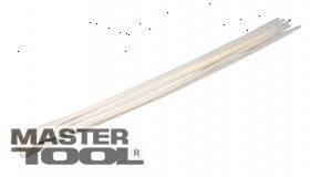 MasterTool  Хомут пластиковый 4,8*500 мм белый, 100 шт, Арт.: 20-1821