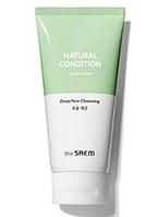 The Saem Natural Condition Scrub Foam Deep pore cleansing 150мл
