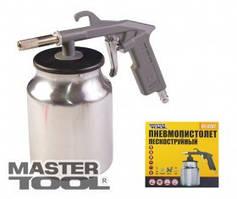 MasterTool  Пистолет пескоструйный пневматический, НБ 1000 мл, Арт.: 81-8707