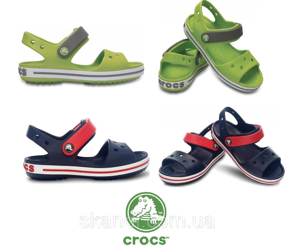 Сандалии детские Crocs(Оригинал) 39-35размер