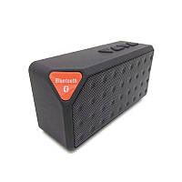 Bluetooth колонка X3 (Jambox) - MicroSD, MP3, громкая связь, фото 1