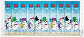 Шоколадный Снеговик на палочке Schoko Lolli Favorina Германия 15г