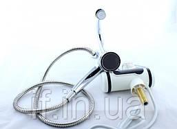 Кран електричний бойлер Проточний водонагрівач Delimano з душем і екраном бокове підключення