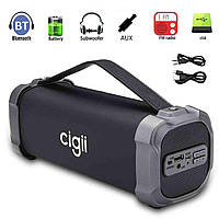 Портативная Bluetooth колонка Cigii F52, беспроводная колонка, фото 1