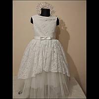 Нарядне дитяче плаття на дівчинку