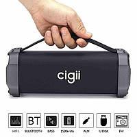 Bluetooth колонка Cigii F52, беспроводная колонка