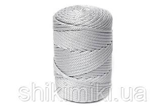 Полипропиленовый шнур PP Cord 5 mm, цвет Светло-серый