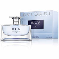 Bvlgari BLV Eau de Parfum II парфюмированная вода 75 ml. (Булгари БЛВ Еау Де Парфюм 2), фото 1