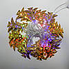 Гирлянда Золотая Ёлочка, 20 led, размер фигурки: 6.6см, мульти, прозрачный провод, 2,1м., фото 2