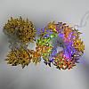 Гирлянда Золотая Ёлочка, 20 led, размер фигурки: 6.6см, мульти, прозрачный провод, 2,1м., фото 4