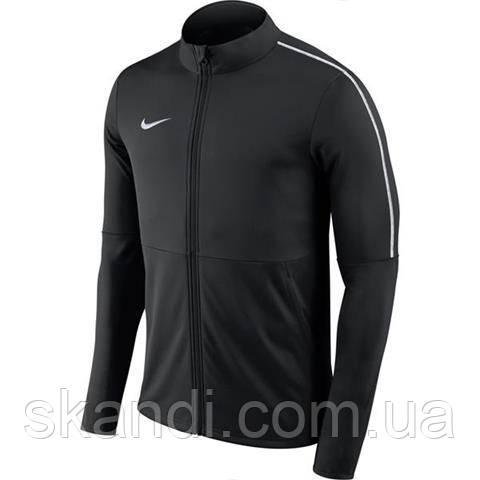 Толстовка мужская Nike Dry Park 18 Knit Track Jacket черная AA2059 010