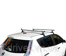Багажник Nissan Leaf, алюміній. Навантаження 70 кг