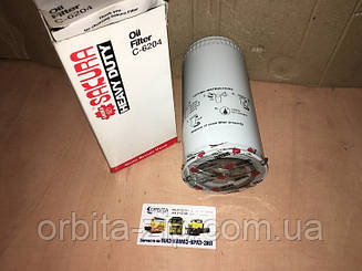 C-6204 Фильтр масляный DAF F1100, IVECO, NEOPLAN, CLAAS, John Deere (пр-во Sakura)
