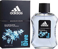 "Туалетная вода для мужчин Adidas ""Ice Dive"" (100мл.)"