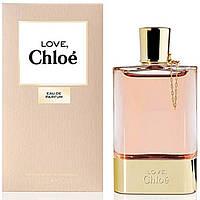 Chloe Love парфюмюмированная вода 75 ml. (Хлое Лав), фото 1