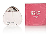 Davidoff Echo Woman парфюмированная вода 100 ml. (Давидов Эхо Вумен), фото 1