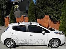 Багажник Nissan Leaf, сталь. Навантаження 70 кг