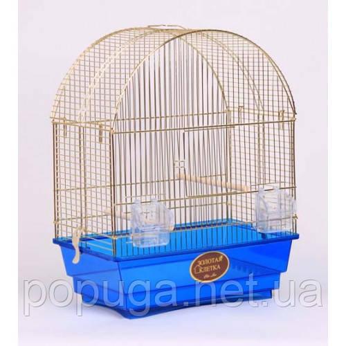 Клетка для птиц Ellen mini Gold