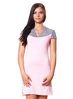 Женская ночная сорочка НЛ 004 (размер M в расцветках), фото 1